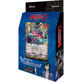 Cardfight!! Vanguard™ Trial Deck - Ritual of Dragon Sorcery