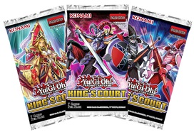 YuGiOh Kings Court Booster Box - Pre-order - 24th June