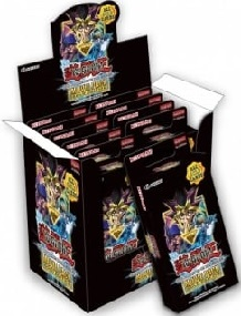 YuGiOhThe Dark Side of Dimensions Movie Pack Gold Edition Sealed Display of 10 Packs