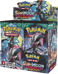 Pokémon Sun and Moon Guardians Rising Booster Box - Pre-Order 5th May