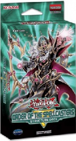 YuGiOh! Order of The Spellcasters Structure Deck 3 Pack Mega Deal - Pre-Order 25th April