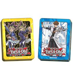 YuGiOh 2017 Mega Collectors Tins - Full Set of Both Mega Tins - Pre-Order 24th August