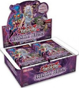 YuGiOh Legendary Duelists: Immortal Destiny Booster Box