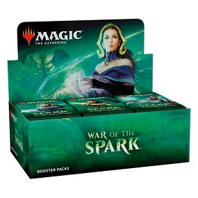 Magic the Gathering™ War of the Spark™ Booster Box - Pre-Order 26th April