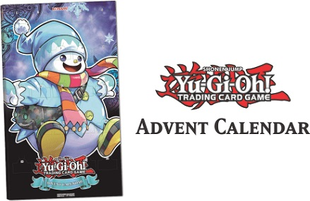 YuGiOh! 2018 Limited Edition Advent Calender.